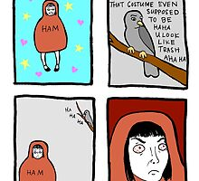 To Kill A Mocking Bird by reparrish