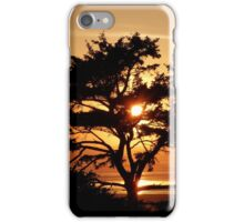 Sunset  - Art, Apparel, and Home Decor iPhone Case/Skin