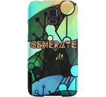 Generate_invert Samsung Galaxy Case/Skin