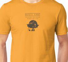 MSGV Warning Sign - Paz (hurt) Unisex T-Shirt