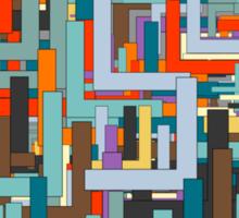 Generate_Maze Sticker