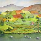 A Yorkshire Tapestry by bevmorgan