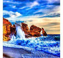 Sea & Relax artwork Photographic Print