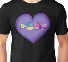 Quilfish Wuv Unisex T-Shirt