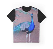 Outback Peacock Graphic T-Shirt