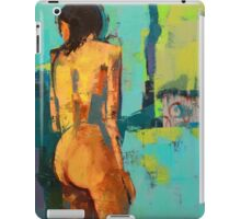String attached  iPad Case/Skin