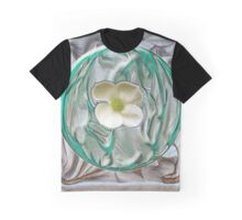 Inner Floral Beauty Graphic T-Shirt