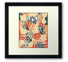 Savanna Framed Print