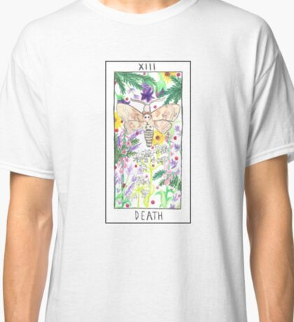Major Arcana - Death Classic T-Shirt