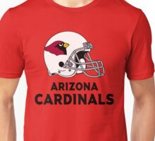 helmet arizona cardinals Unisex T-Shirt