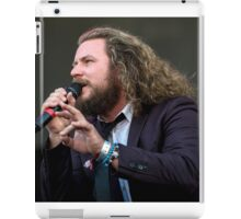 Jim James tour date time 2016 hp1 iPad Case/Skin
