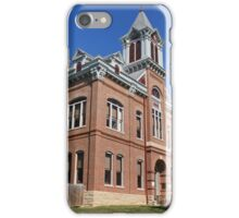 powhatan courthouse iPhone Case/Skin