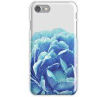 Cinderella Blue Flower iPhone Case/Skin