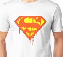 blood super Unisex T-Shirt