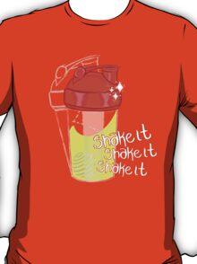 Shake It! (Red) T-Shirt