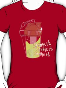 Shake It! (Red) T-Shirt