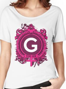 FOR HER - G Women's Relaxed Fit T-Shirt