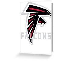 falcons Greeting Card