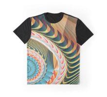 Fractalia Abstracticalia Catus 1 No. 5 L B Graphic T-Shirt