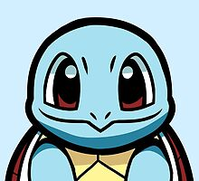 Squirtle by Pepooni