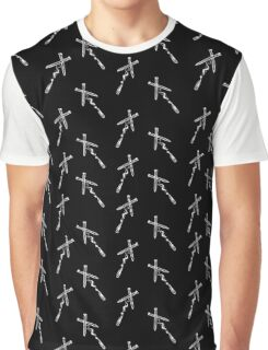 Flamin' Point Graphic T-Shirt