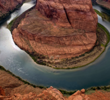 The Bend ~ Horseshoe Bend Sticker