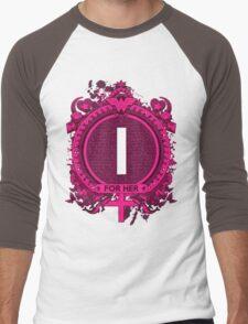 FOR HER - I Men's Baseball ¾ T-Shirt
