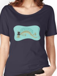 A-top-hat-dentatus Women's Relaxed Fit T-Shirt