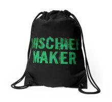 Mischief Maker Drawstring Bag