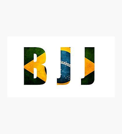 BJJ  Photographic Print