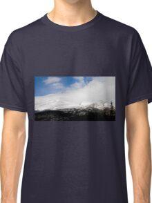 Storm pushing in - Colorado Mountains Classic T-Shirt