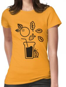 Im A Smoothie Ninja  Womens Fitted T-Shirt