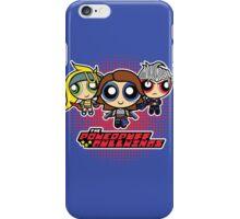 The Powerpuff Gullwings iPhone Case/Skin