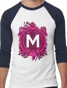 FOR HER - M Men's Baseball ¾ T-Shirt
