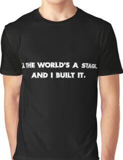Set Builder Graphic T-Shirt