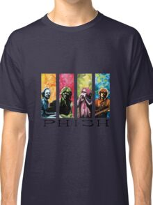 phish tour date time 2016 hp3 Classic T-Shirt