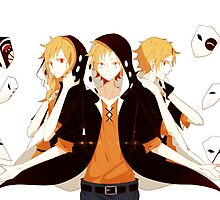 Kagerou Project - Kano Design by Twins12100