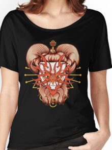 Japanese Mask Women's Relaxed Fit T-Shirt