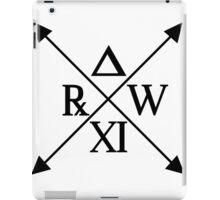 ARW MAN Est. 2011 iPad Case/Skin