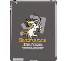 Sagittarius The Archer iPad Case/Skin