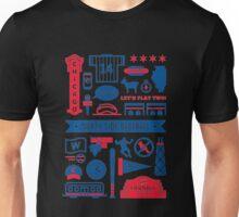 goat flag Unisex T-Shirt