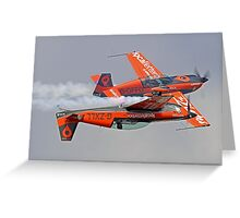 Blades 3 and 4 - Dunsfold 2014 Greeting Card
