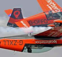 Blades 3 and 4 - Dunsfold 2014 Sticker