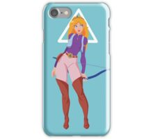 Princess Zelda (TV Series) iPhone Case/Skin