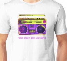 RETRO 80S BOOMBOX WIFI HIFI Unisex T-Shirt