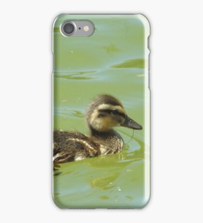 One Little Duckling iPhone Case/Skin