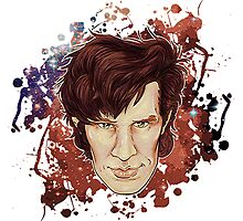 Eleventh Doctor by Indigo East