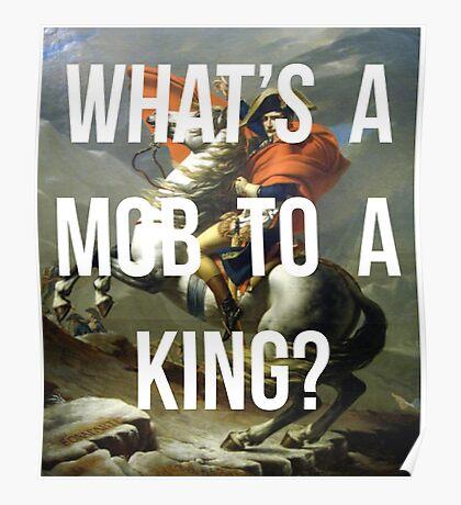 No Napoleon in the Wild Poster