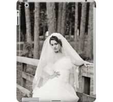 Her special day iPad Case/Skin