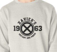 Xavier's College Graphic Pullover